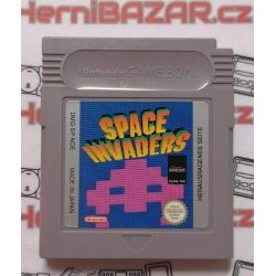 Space Invaders Gameboy