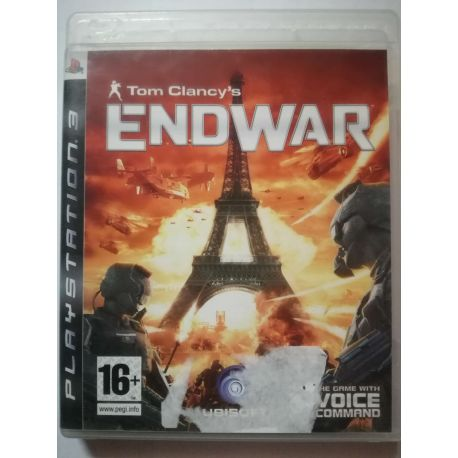 Tom Clancy´s EndWar PS3