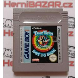 Tiny Toon Babs Big Break Gameboy