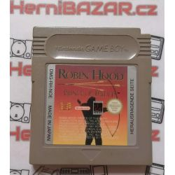 Robin Hood: Prince of Thieves DE Gameboy
