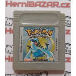 Pokémon Silver DE Gameboy