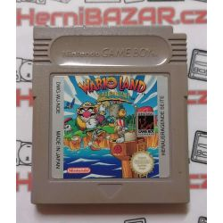 Wario Land Gameboy