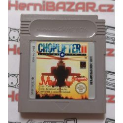 Choplifter II Gameboy