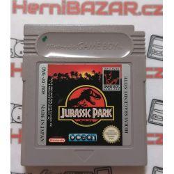 Jurassic Park Gameboy