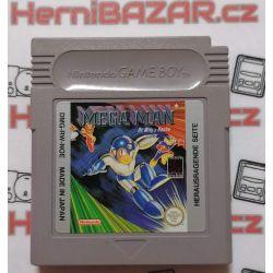 Mega Man DR.Wily´s Revenge Gameboy