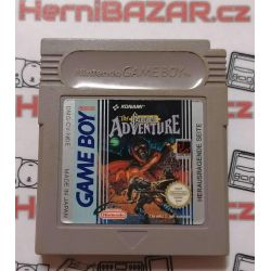 The Castlevania Adventure Gameboy