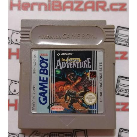 The Castlevania Adventure Gameboy