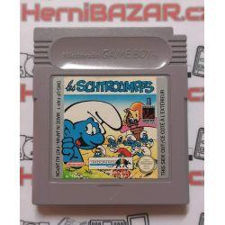 les Schtroumpfs (The Smurfs) Gameboy