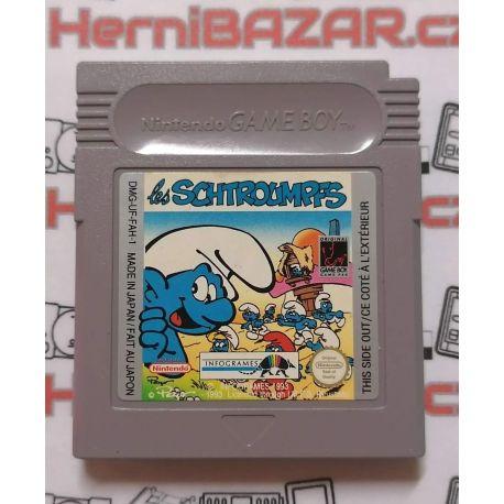 Die Schlümpfe (The Smurfs) Gameboy