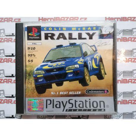 Colin McRAE Rally PSX