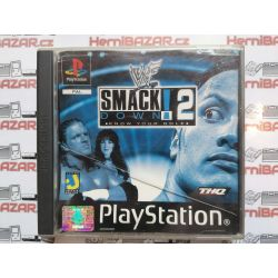 WWF Smackdown! 2 PSX PS1