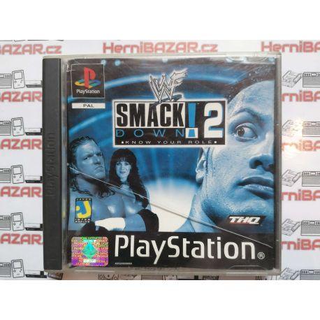WWF Smackdown! 2 PSX