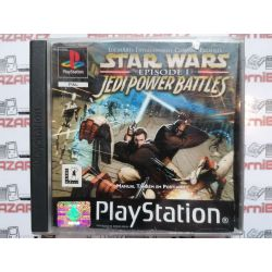 Star Wars Jedi Power Battles PSX PS1