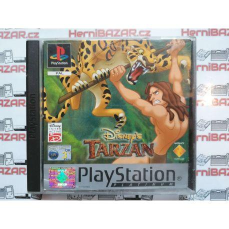 Tarzan PSX