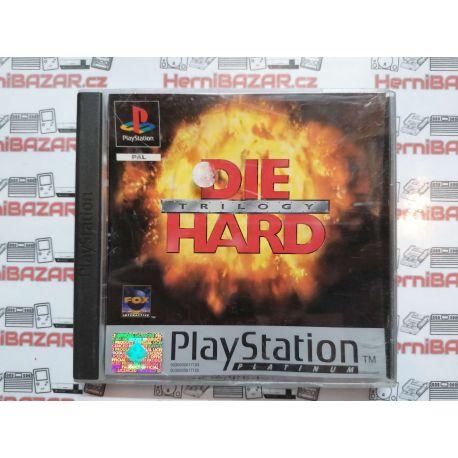 Die Hard Trilogy PSX PS1