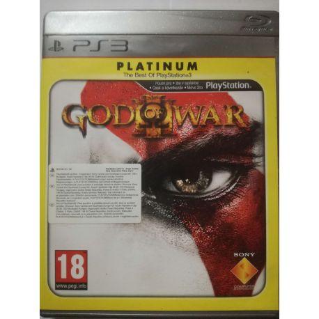 God of War 3 Platinum PS3