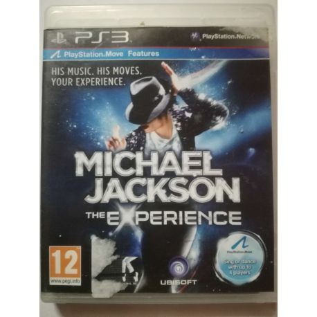 Michael Jackson The Experience Move PS3