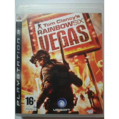 Rainbow Six Vegas PS3
