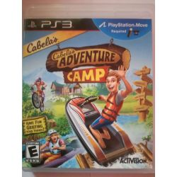 Adventure Camp PS3