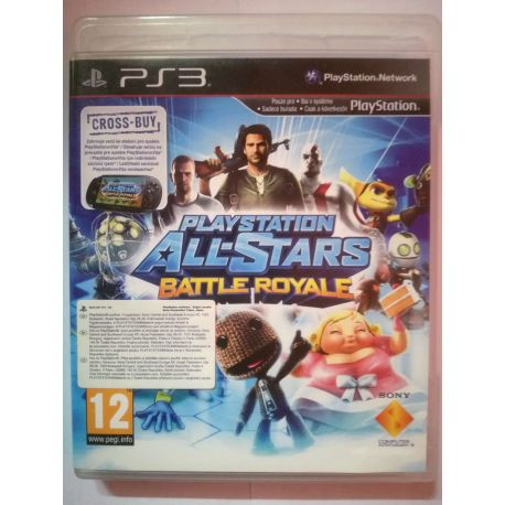 All-Star Battle Royale PS3