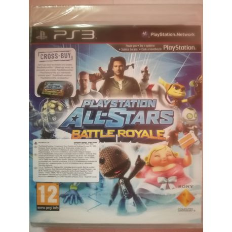 All-Star Battle Royale PS3 nová