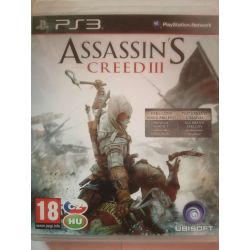 Assassins Creed 3 cz PS3