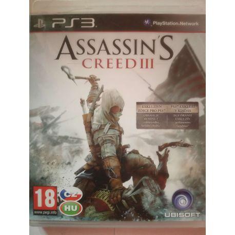Assassins Creed 3 cz PS3