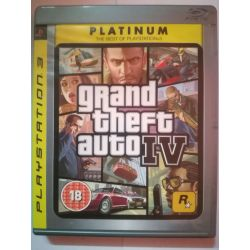 GTA IV Platinum PS3