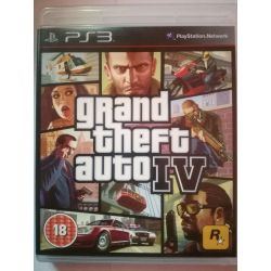 GTA IV PS3