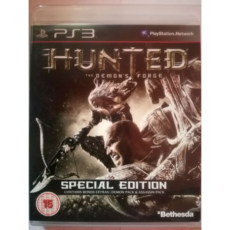 Hunted The Demon Forge PS3
