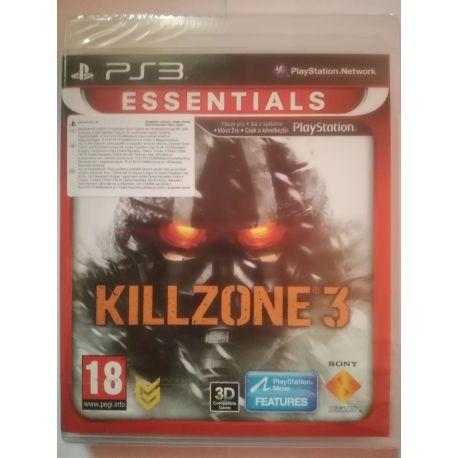 Killzone 3 PS3 nová
