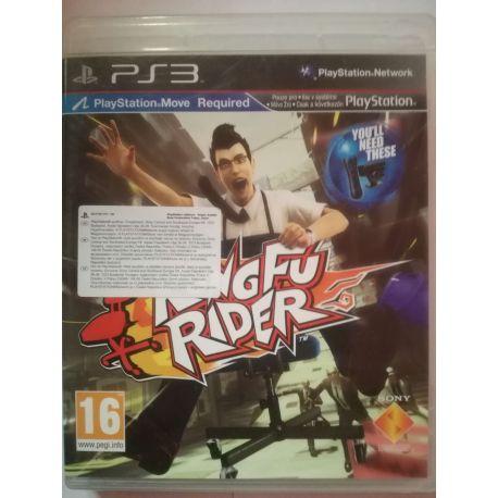 KungFu Rider PS3
