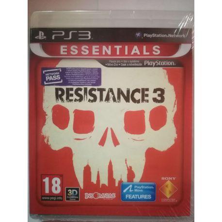 Resistance 3 PS3 nová