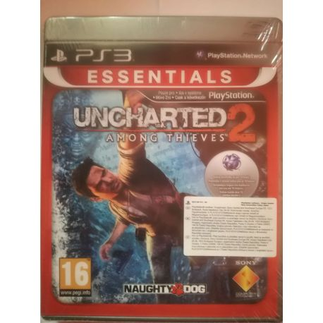 Uncharted 2 PS3 nová