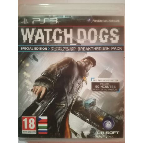 Watch Dogs cz PS3