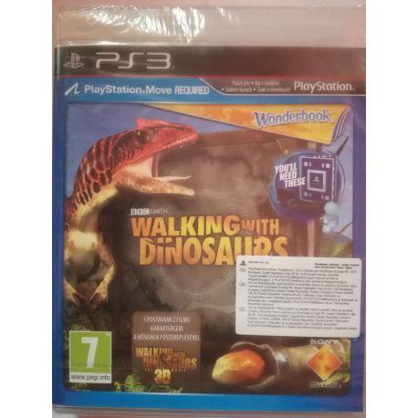 Walking with Dinosaurs cz PS3 nová