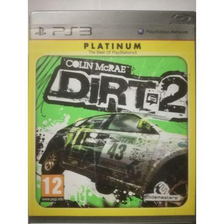 Dirt 2 PS3