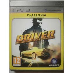 Driver San Francisco Platinum PS3