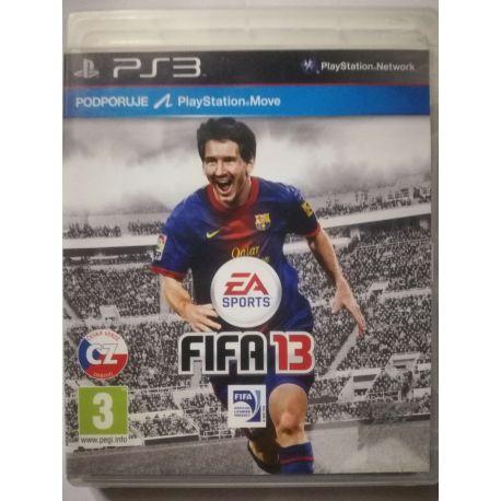 Fifa 13 cz PS3