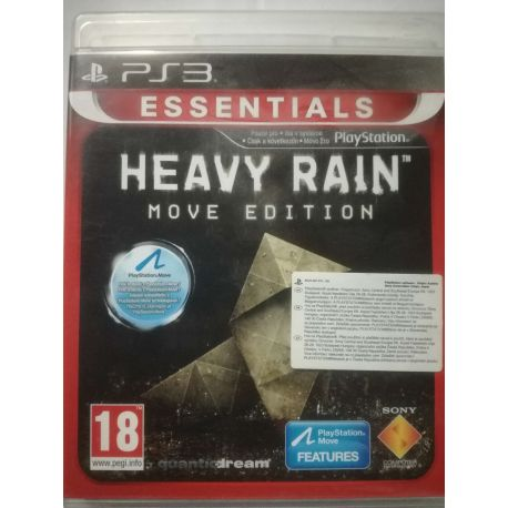 Heavy Rain Move PS3