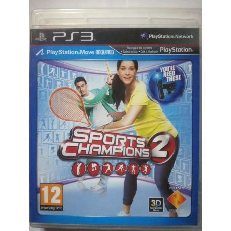 Sport Champions 2 PS3