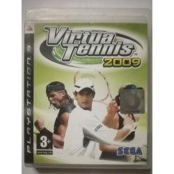Virtua Tennis 2009 PS3