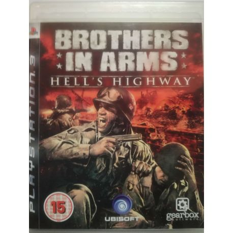 Brother in Arms Hell´s Higway PS3