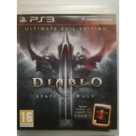 Diablo 3 The Reaper of Soul PS3
