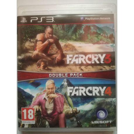 Far Cry 3+4 PS3