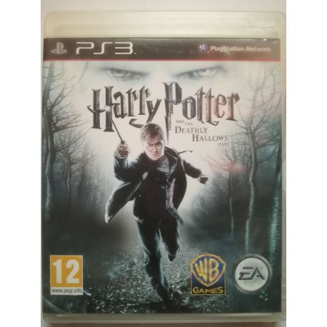 Harry Potter and The Deathly Hallows PS3