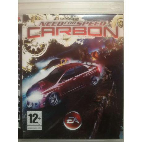 NFS Carbon PS3