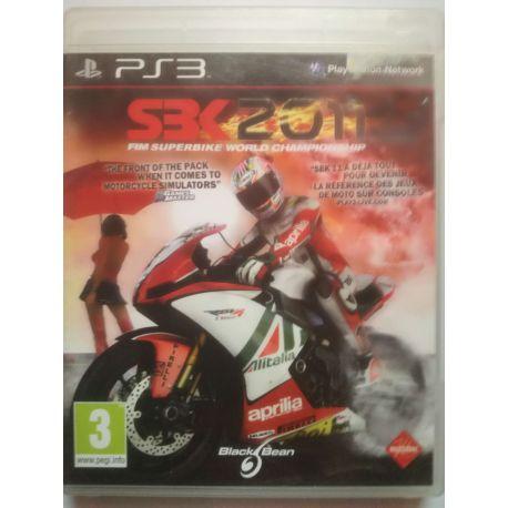 SBK 2011 PS3