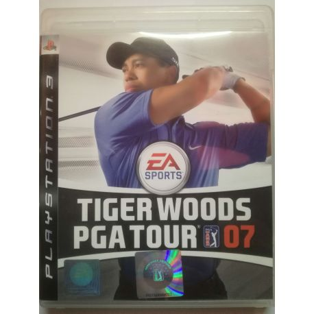 Tiger Woods PGA Tour 07 PS3