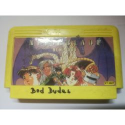 Bad Dudes Famicom